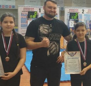Награды на Чемпионате Кировской области по Гиревому спорту